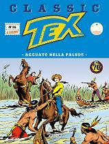 Agguato nella palude - Tex Classic 26 cover