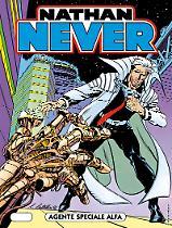 Agente speciale Alfa - Nathan Never 01 cover