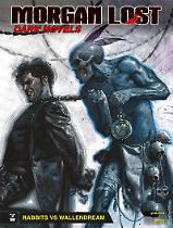 Rabbits VS Wallendream - Morgan Lost Dark Novels 05 cover