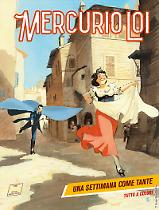 Una settimana come tante - Mercurio Loi 12 cover