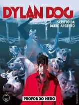 Profondo nero - Dylan Dog 383 cover