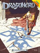 Una nuova alba - Dragonero 64 cover