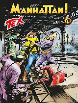 Manhattan - Tex 697 cover