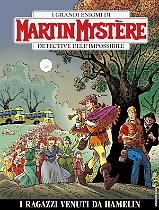 I ragazzi venuti da Hamelin - Martin Mystère 360 cover