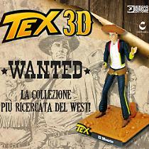 El Muerto. 3D figure