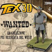 Generale Quantrell. 3D figure