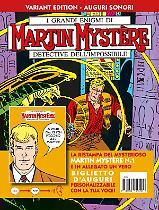 Martin Mystère 1 - Auguri sonori
