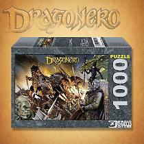 The puzzle of Dragonero