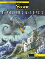 Il mistero del lago - Le Storie 75 cover