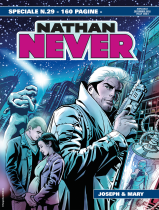 Joseph & Mary - Speciale Nathan Never 29 cover