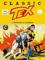L'impresa di Carson - Tex Classic 49 cover