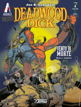 Vento di morte - Deadwood Dick 07 cover