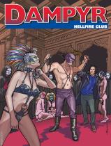 Hellfire Club - Dampyr 226 cover