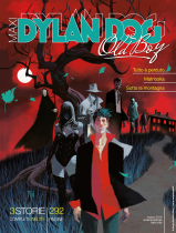 Maxi Dylan Dog n°35 cover