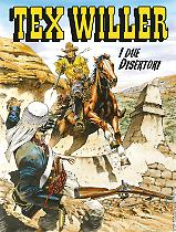 I due disertori - Tex Willer 05 cover