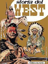 Storia del West 1 - Variant