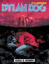 Casca il mondo - Dylan Dog 393 cover