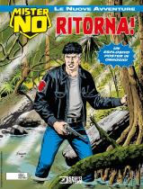 Mister No Ritorna! - Mister No - Le Nuove Avventure 01 cover
