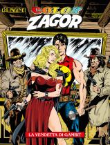La vendetta di Gambit - Color Zagor 09 cover