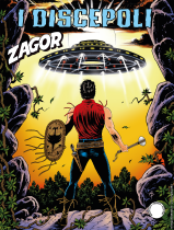 I discepoli - Zagor 649 cover