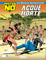 Acque morte - Mister No Le Nuove Avventure 02 cover