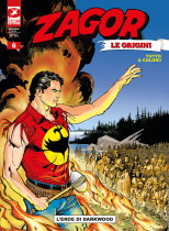 L'eroe di Darkwood - Zagor Le Origini 06 cover