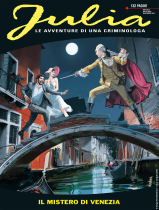 Il mistero di Venezia - Julia 254 cover