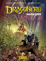 Dragonero Magazine 2019 cover