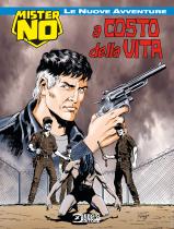 A costo della vita - Mister No Le Nuove Avventure 06 cover