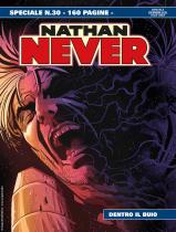 Dentro il buio - Speciale Nathan Never 30 cover