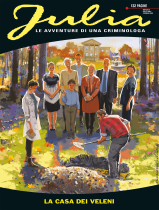 La casa dei veleni - Julia 256 cover
