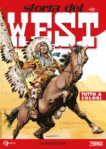 La pattuglia - Storia del West 10 cover