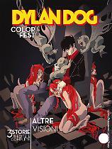 Altre visioni - Dylan Dog Color Fest 32 cover