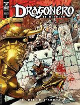 Gli dei dell'arena - Dragonero Il Ribelle 05 cover