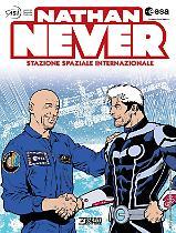 Nathan Never Stazione Spaziale Internazionale - Variant