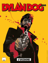 L'uccisore - Dylan Dog 405 cover