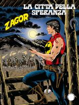 La città della speranza - Zagor 659 cover