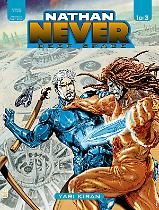 Yari Kiran - Nathan Never Deep Space 01 cover