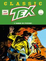 L'Asso di Picche - Tex Classic 87 cover