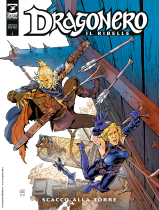 Scacco alla torre - Dragonero Il Ribelle 09 cover