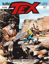 Destini incrociati - Tutto Tex 592 cover