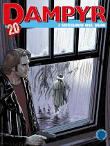 I sussurri nel buio - Dampyr 246 cover