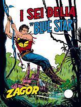 """I sei della """"Blue Star"""""""
