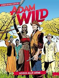Addio alle armi - Adam Wild 26 cover
