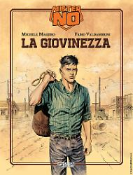Mister No. La giovinezza cover
