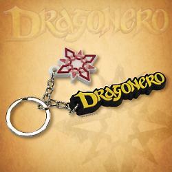 Dragonero keyring