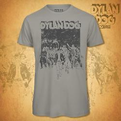 Dylan Dog t-shirt - title page