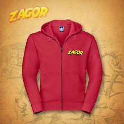 Zagor Sweatshirt - Red
