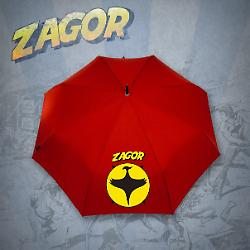 Zagor Umbrella - Red