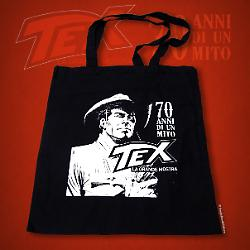 Tex Shopper - Black